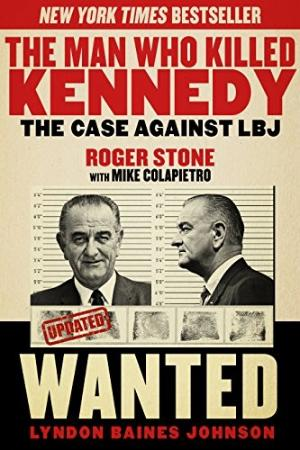 Man Who Killed Kennedy cover