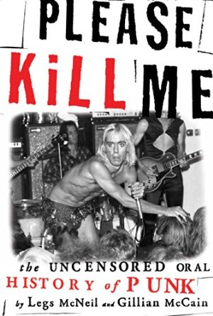 Please Kill Me Cover 2